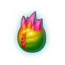 The Cactus Dragon in Dragons World