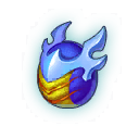 An image of a Cerberus Dragon Egg