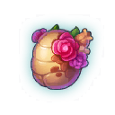 An image of a Flower Dragon Egg