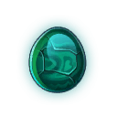 The Malachite Dragon in Dragons World