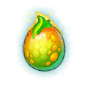 An image of a Opal Dragon Egg