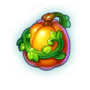 The Pumpkin Dragon in Dragons World