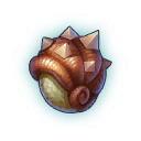 The Snail Dragon in Dragons World