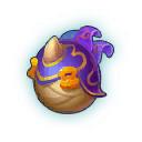 An image of a Stealth Dragon Egg