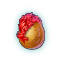 An image of a Two Humped Dragon Egg