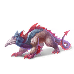 An image of the Anteater Dragon
