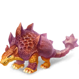 An image of the Armadillo Dragon