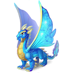 An image of the Azure Dragon