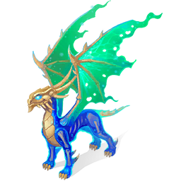 An image of the Bony Dragon