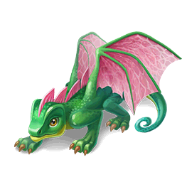An image of the Brush Dragon