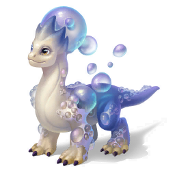 An image of the Bubble Dragon