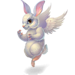 An image of the Bunny Dragon