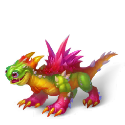 An image of the Cactus Dragon