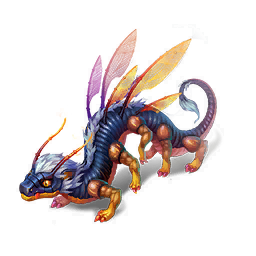 An image of the Centipede Dragon