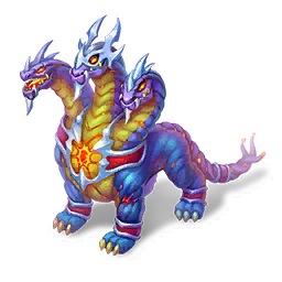 An image of the Cerberus Dragon