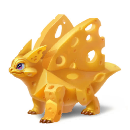 An image of the Cheese Dragon