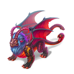 An image of the Chimera Dragon