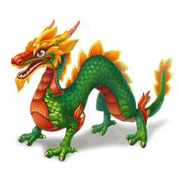 dragons world chinese dragon