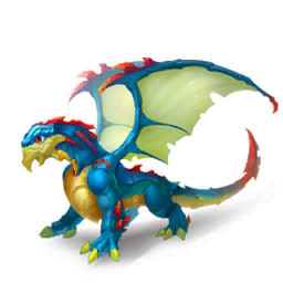An image of the Chitinous Dragon