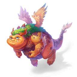 An image of the Chubby Dragon
