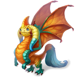 An image of the Claw Dragon