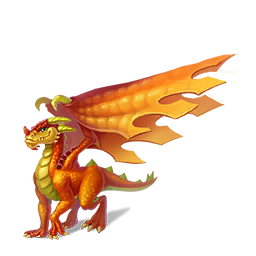 An image of the Cloakwing Dragon