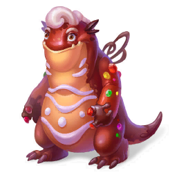 An image of the Cookie Dragon