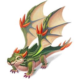 An image of the Crocodile Dragon
