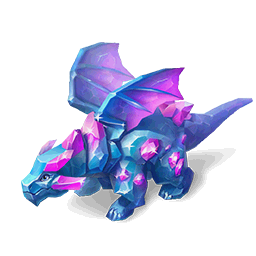 An image of the Crystal Dragon