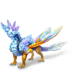 An image of the Crystalline Dragon