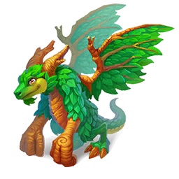 An image of the Druid Dragon