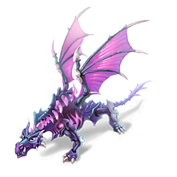 An image of the Fear Dragon