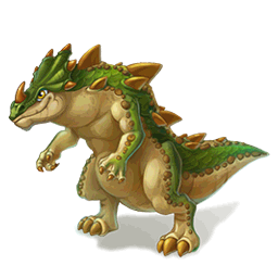 An image of the Ferocious Dragon