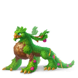 An image of the Fir Tree Dragon