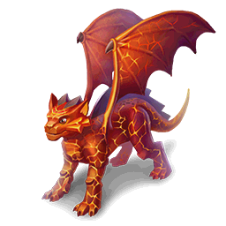 An image of the Fire Dragon