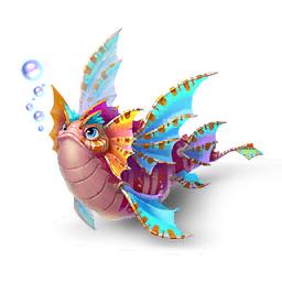 An image of the Fish Dragon