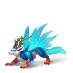 An image of the Fox Dragon
