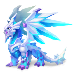 An image of the Frozen Dragon