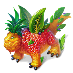 An image of the Fruit Dragon