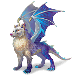 An image of the Full Moon Dragon