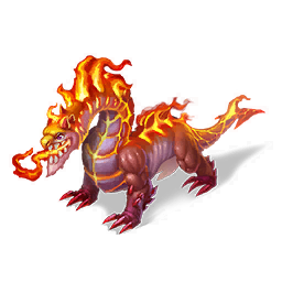 An image of the Fury Dragon