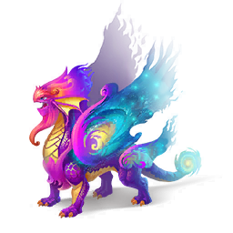 An image of the Galaxy Dragon