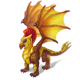 An image of the Gladiator Dragon