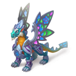 An image of the Gothic Dragon