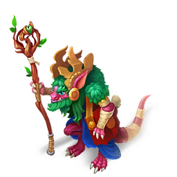 An image of the Healer Dragon