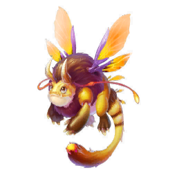 An image of the Honey Dragon