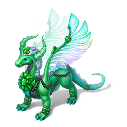 An image of the Jade Dragon