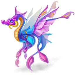 An image of the Jellyfish Dragon