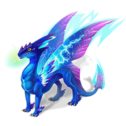 An image of the Lightning Dragon
