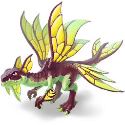 An image of the Luminescent Dragon